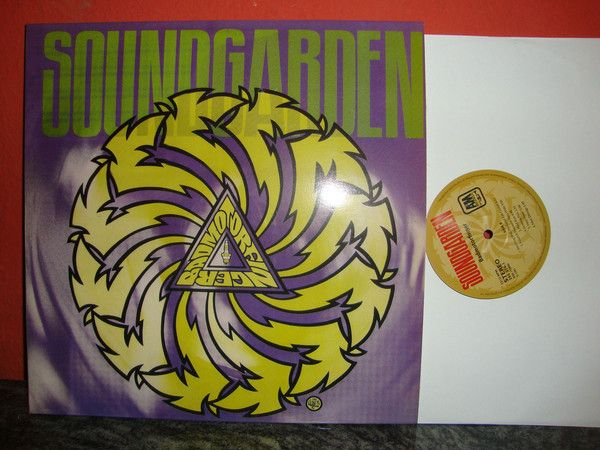 Soundgarden ‎– Badmotorfinger