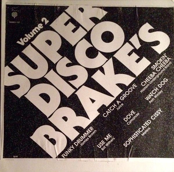 Various ‎– Super Disco Brake's (Volume 2)