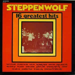 Steppenwolf – 16 Greatest Hits