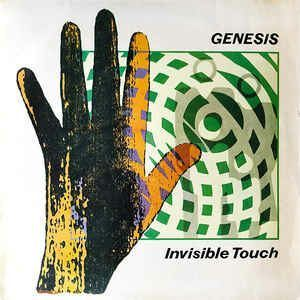 Genesis ‎– Invisible Touch