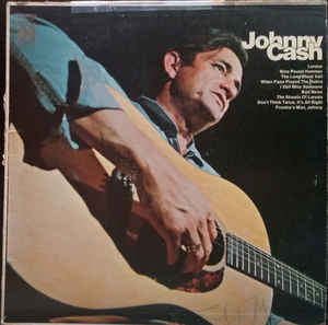 Johnny Cash ‎– Johnny Cash