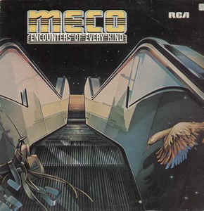 Meco ‎– Encounters Of Every Kind