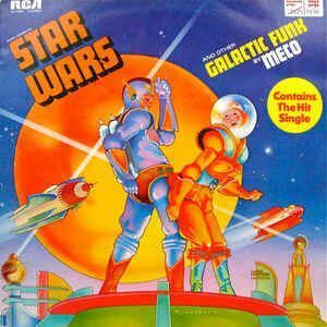 Meco ‎– Star Wars And Other Galactic Funk