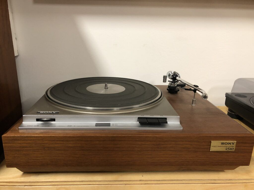 SONY - PS-2510 - Direct Drive