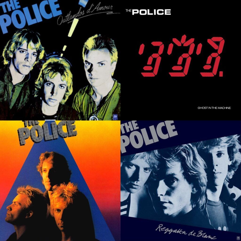 The Police albums
