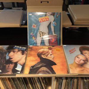 Stones / Bowie – Mixed Gift Box