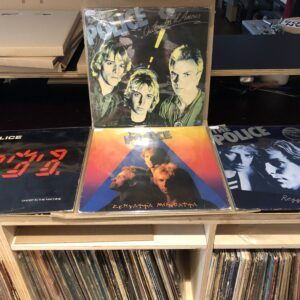 The Police – Mixed Gift Box